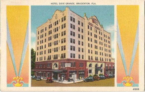 HotelDixie_Bradenton_1938