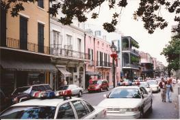 The 700 Block of Royal Street, April 1998.
