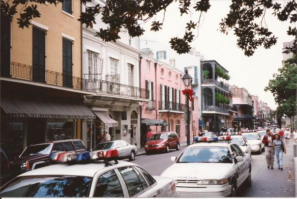 The 700 Block of Royal Street, April 1998.