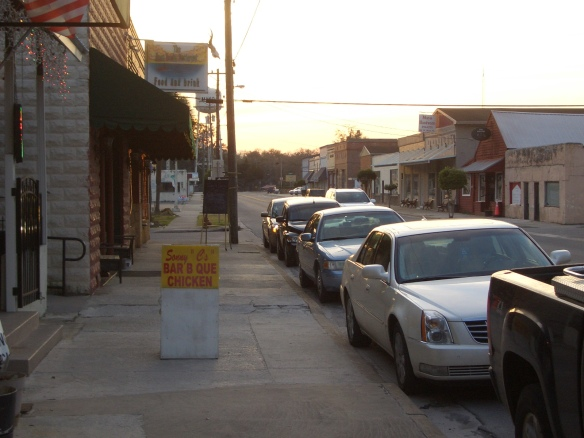 Main Street, Mayo, FL - March 2010