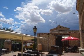 Somewhere outside Segovia, Spain