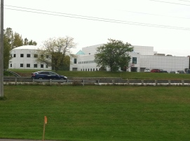 "Photos were (thankfully) prohibited inside of Paisley Park, but I ""got ta, got ta, got ta"" snap this on the way in."