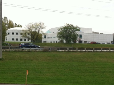 """Photos were (thankfully) prohibited inside of Paisley Park, but I """"got ta, got ta, got ta"""" snap this on the way in."""