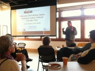 Robert Lilligren talks about the work that NACDI has been doing over the years in Minneapolis.